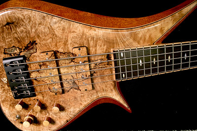 #014 Marozi 5 String Bass