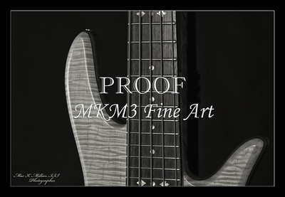 217.1951 Vic Wooten Classic 5 String in BW 1951