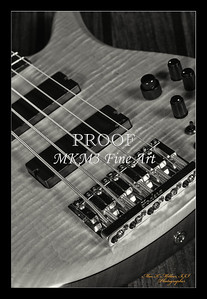 224.1951 Vic Wooten Classic 5 String in BW 1951