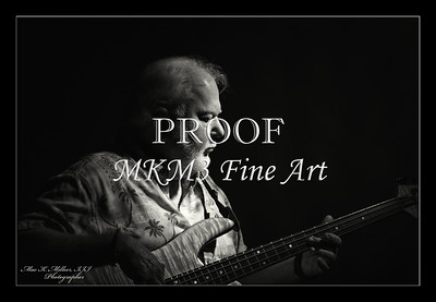 222.1951 Vic Wooten Classic 5 String in BW 1951