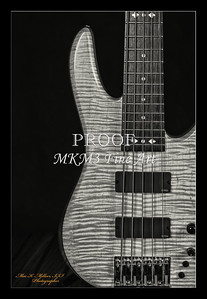 205.1951 Vic Wooten Classic 5 String in BW 1951