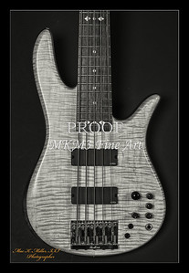 200.1951 Vic Wooten Classic 5 String in BW 1951