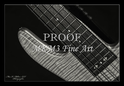 214.1951 Vic Wooten Classic 5 String in BW 1951