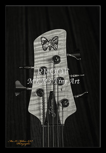 218.1951 Vic Wooten Classic 5 String in BW 1951