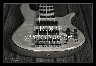 203.1951 Vic Wooten Classic 5 String in BW 1951