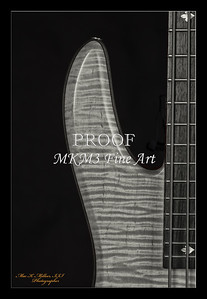 210.1951 Vic Wooten Classic 5 String in BW 1951