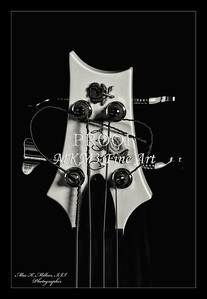 200.1952 PRS Bass in Black and White