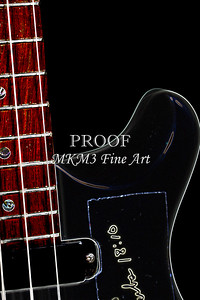 407.1952 PRS Bass in Dark Drawing 1952