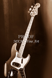 252.1834 Fender 1965 Jazz Bass Black and White