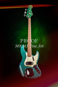 004.1834 Fender 1965 Jazz Bass Color