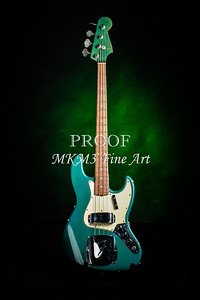 003.1834 Fender 1965 Jazz Bass Color