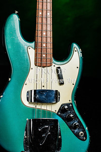 007.1834 Fender 1965 Jazz Bass Color