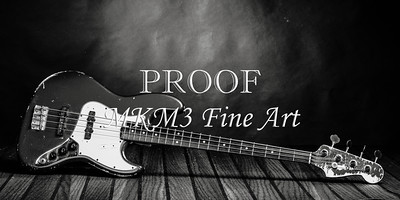 351.1834 Fender Red Jazz Bass Guitar in BW