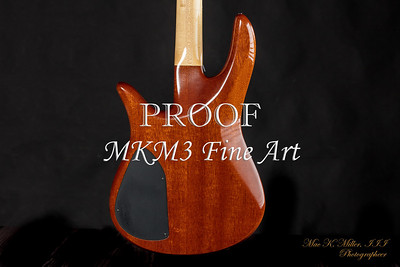 115.1954 Monarch Flame Maple 4 Bass in Color