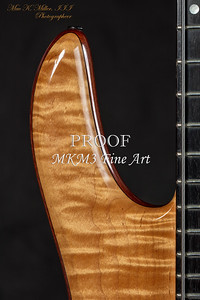 112.1954 Monarch Flame Maple 4 Bass in Color