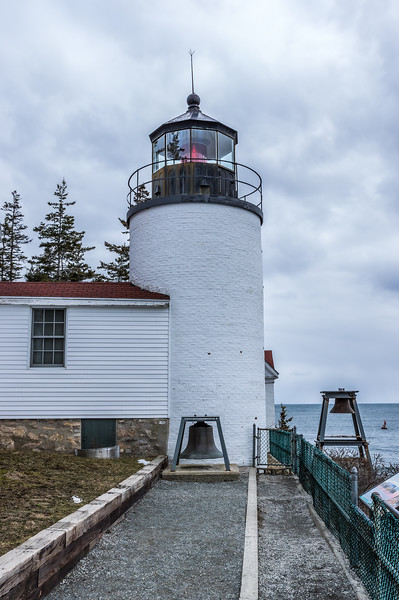 Bass Harbor Lighthouse 3-25-18