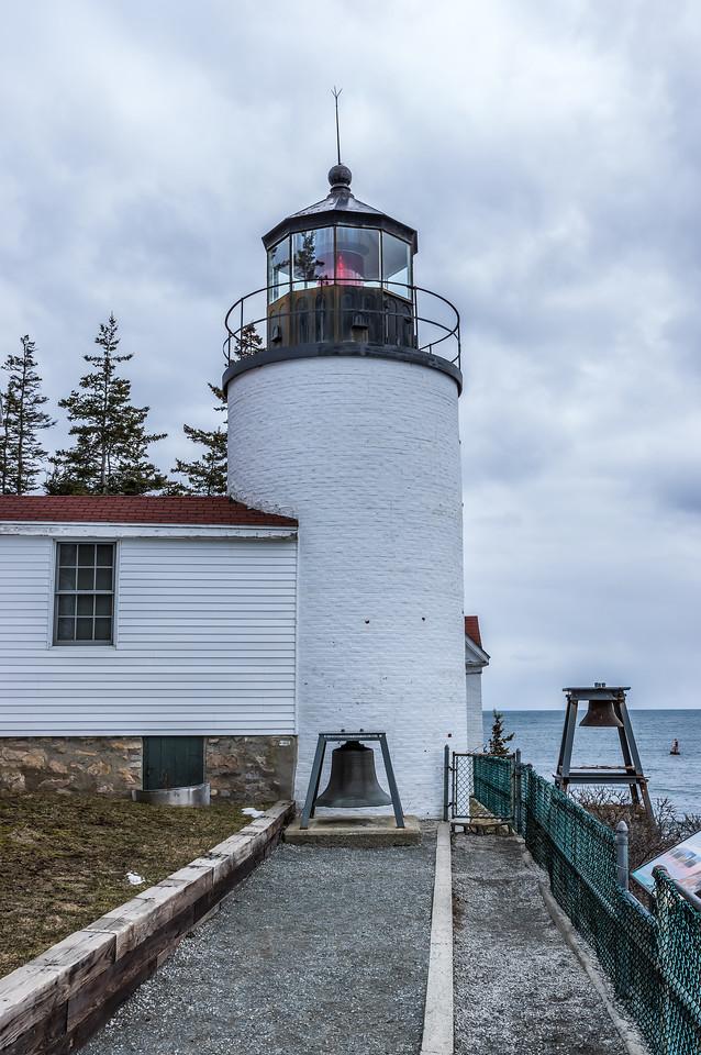 Bass Harbor Lighthouse 3-25-18