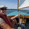 Kate, Sailing the Grin