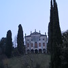 A house on a hill in Asolo