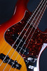 Don Grosh J4 Bass in Trans Cherry Tobacco Burst