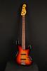 Don Grosh J4 Fretless Bass in '59 Burst