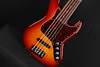 Don Grosh J5 Bass in Trans Tobacco Burst