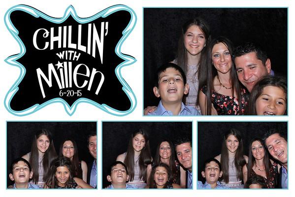 """""""Chillin with Millen"""" Bat Mitzvah"""