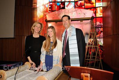 Bat Mitzvah of Lauren Miller, Temple Isaiah