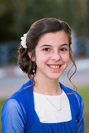 Dina Snir Batmitzva
