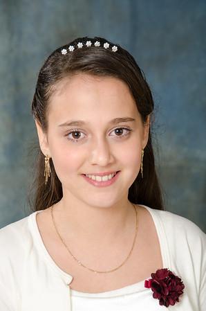 Shira Potash Batmitzva