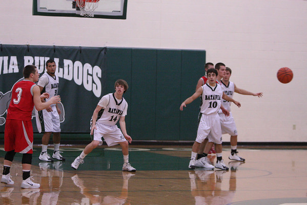Batavia Varsity Basketball vs Bethel 1/17/14