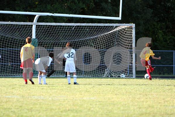 JV Soccer vs Purcell Marion 8/26/10
