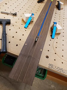 truss rod route