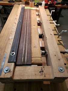neck glue-up