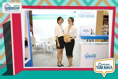 Batdongsan.com.vn - Cùng Bạn Tìm Nhà Photo Booth @AEON Mall Tân Phú