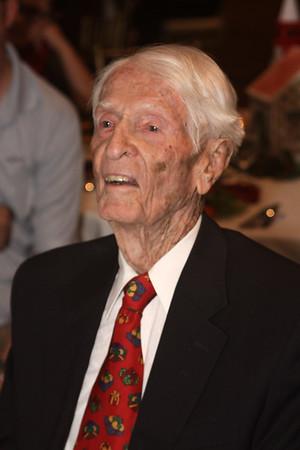 Morris is 100