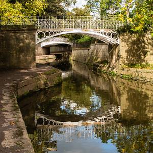 Kennett & Avon Canal at Bath