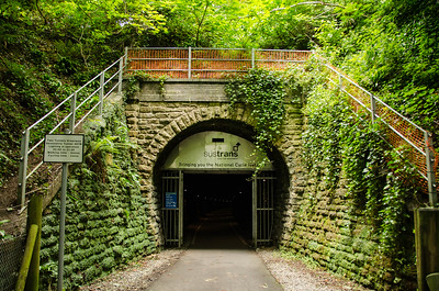 At the Midford end of Devonshire Tunnel