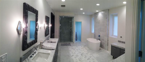 Bathroom Remodeling Project - Highland Park, IL