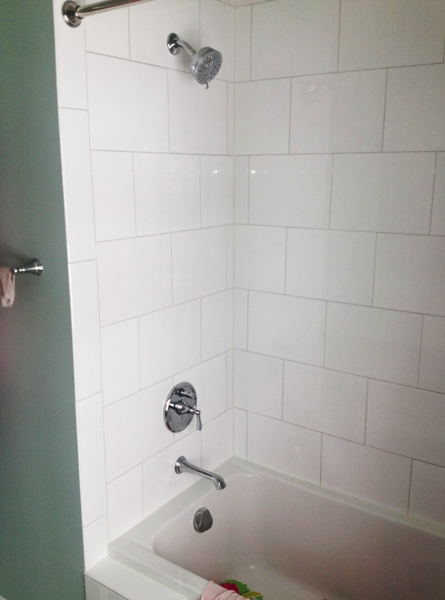 Bathroom Remodel Project - Wilmette, IL