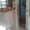 AFTER PIC:<br /> <br /> View from shower area