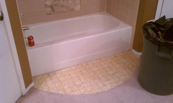 Swindle bathroom