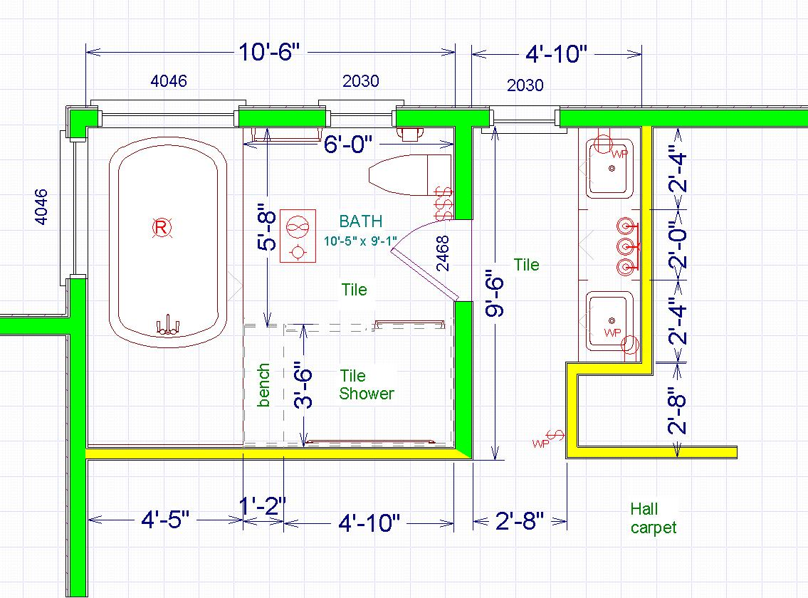 Plans for the remodel