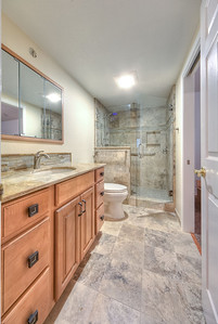 Wadatz Remodel After Finished room with custom shower