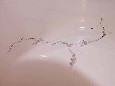 Fiberglass(Gelcoat)  Repair  # 1