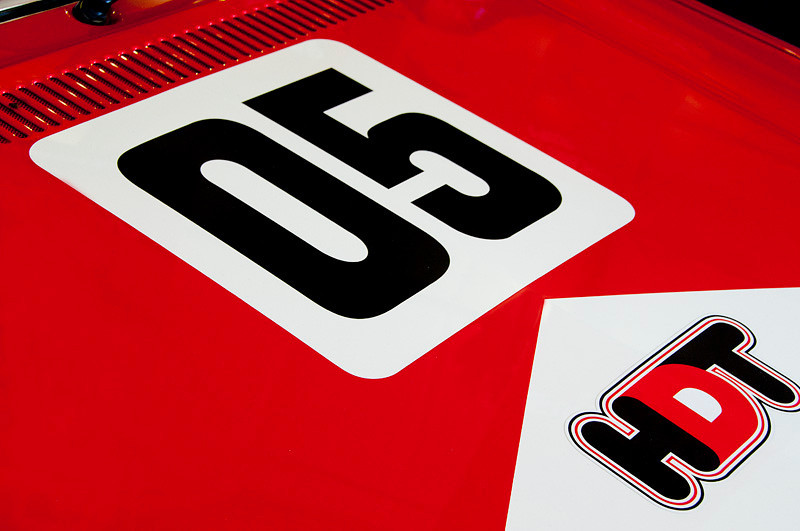 05 - the most famous number in Australian motor racing history