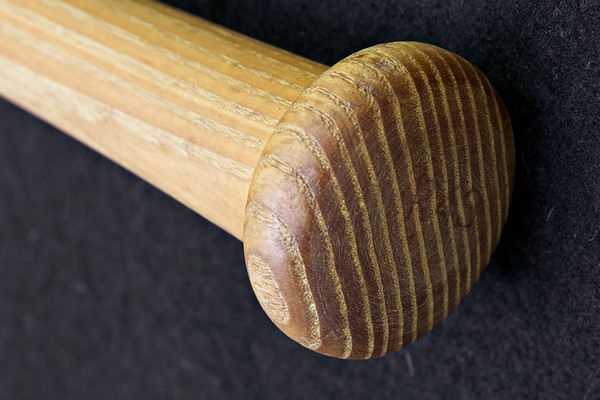 Babe Ruth Pro Model R43 Louisville Slugger Bat; 1961/1964