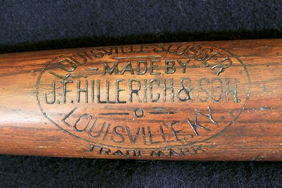 JF Hillerich & Son; 1900/1905 Ball Balanced Bat