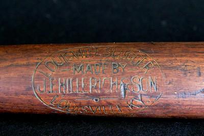 JF Hillerich & Son Bat 1900/1905