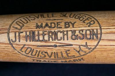 JF Hillerich & Son Bat 1905/1910